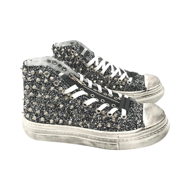 scarpe puma con brillantini