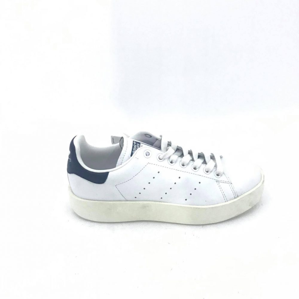 ADIDAS STAN SMITH BOLD BA7770 BIANCO/BLU