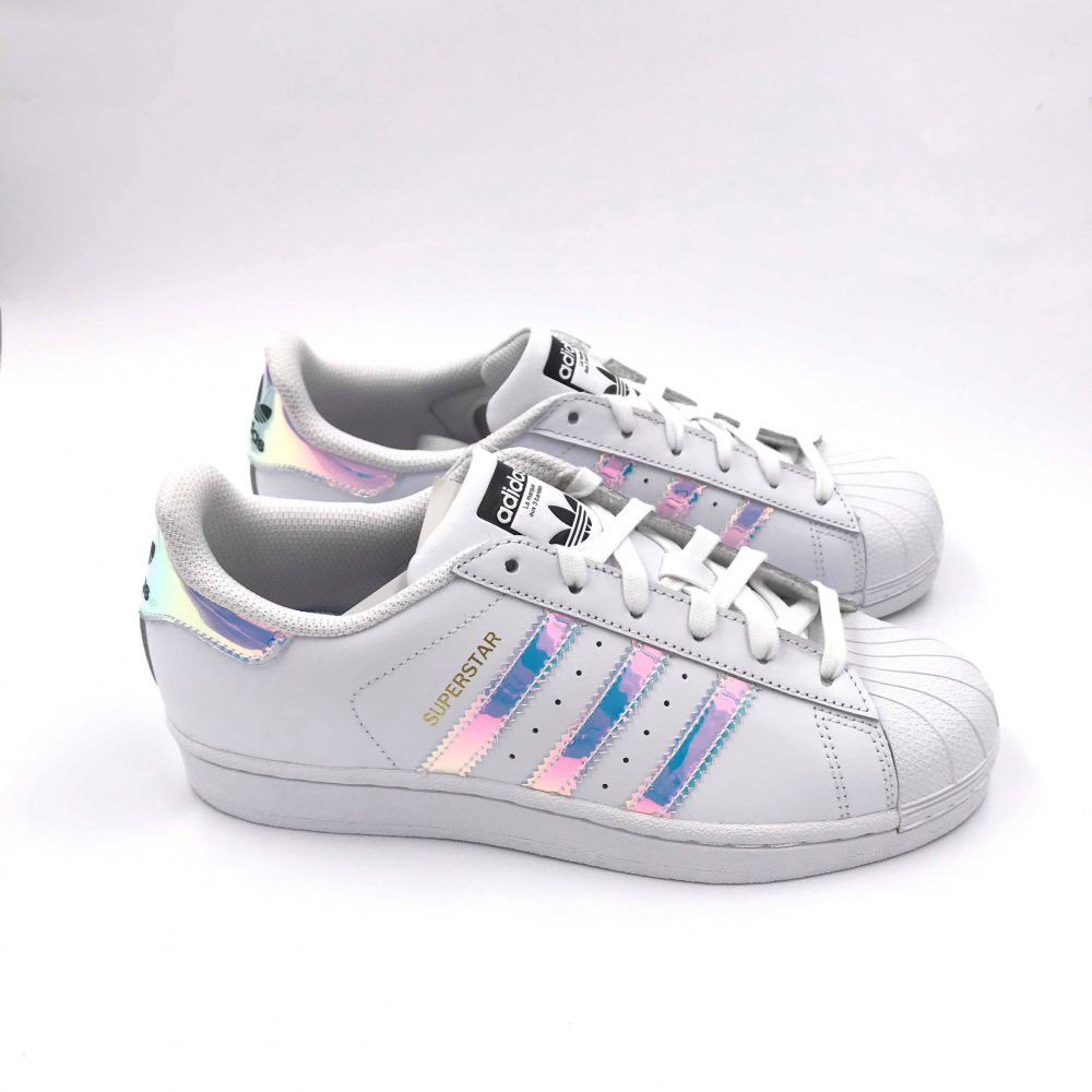 ADIDAS SUPERSTAR AQ6278 WHITE/INCAND