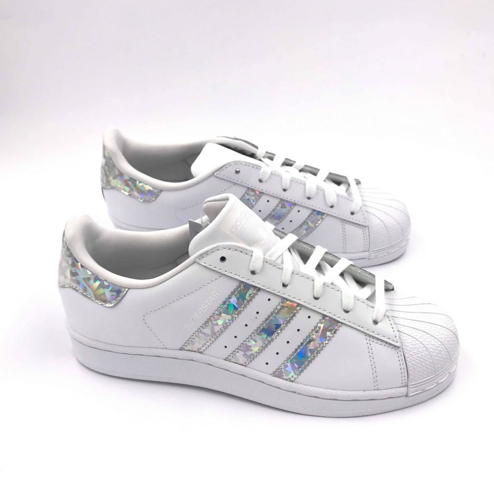 ADIDAS SUPERSTAR F33889 WHITE/SILVER