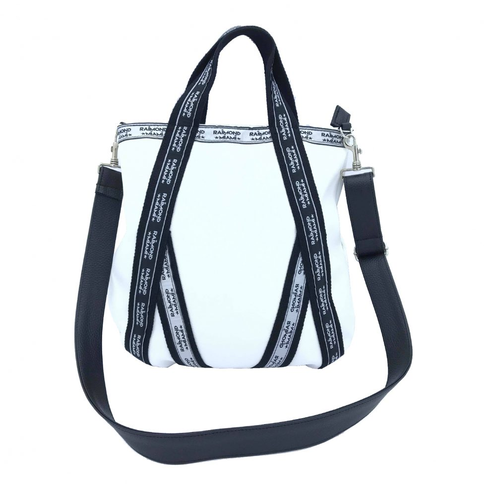 RAIMOND MIAMI BAG FLORIDA WHITE