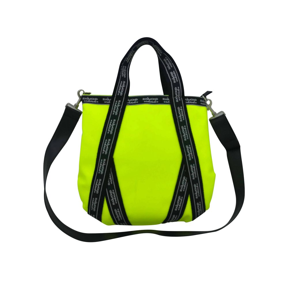 RAIMOND MIAMI ATLANTIC BAG FLUO GIALLO