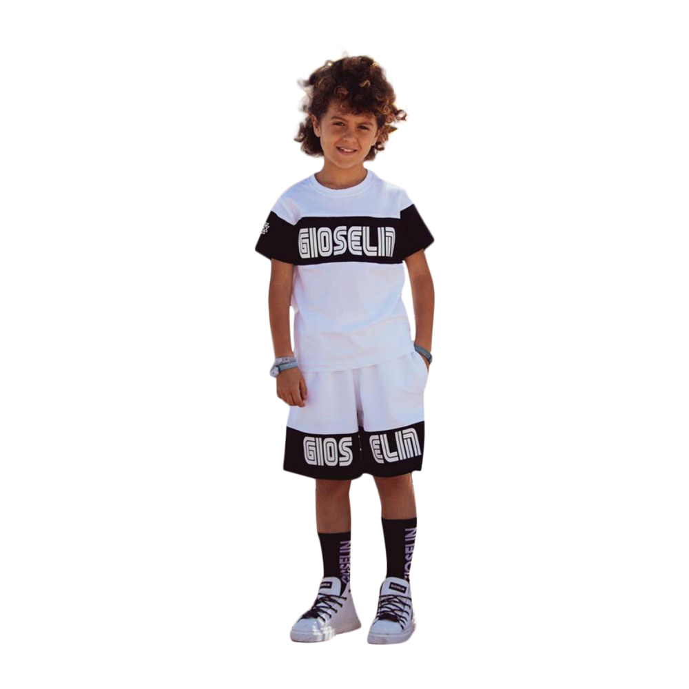 GIOSELIN COMPLETO BASIC BIANCO BABY