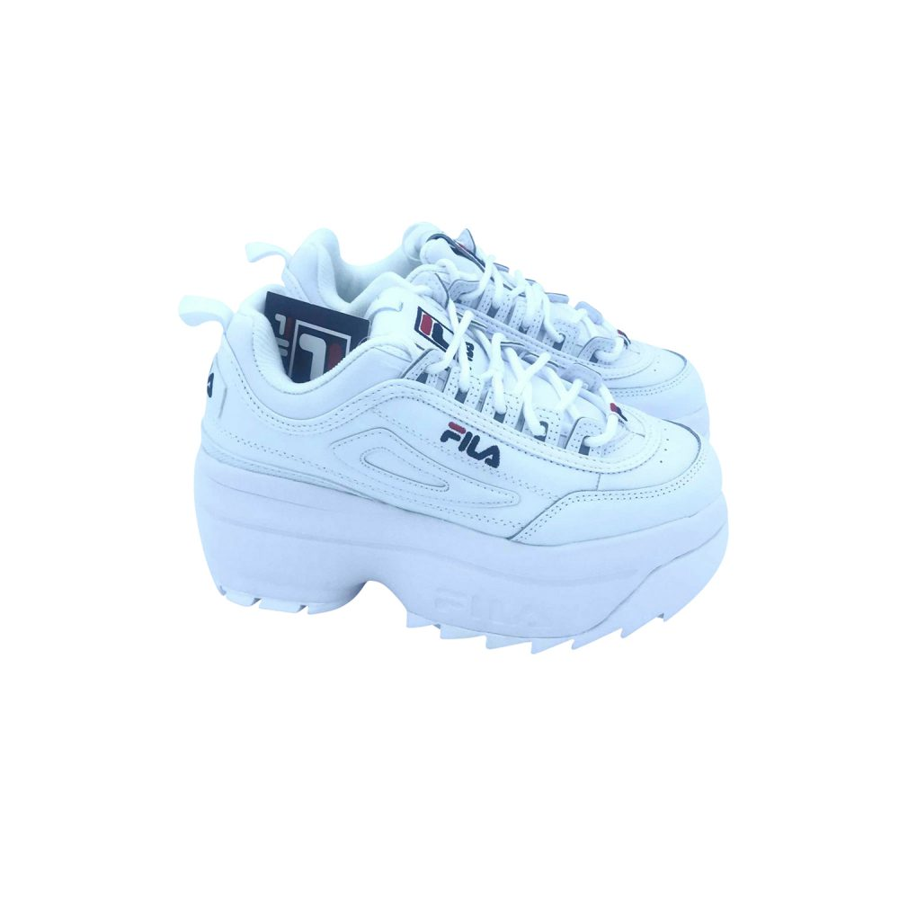 FILA DISRUPTOR II WEDGE WMN 5FM00704 WHITE