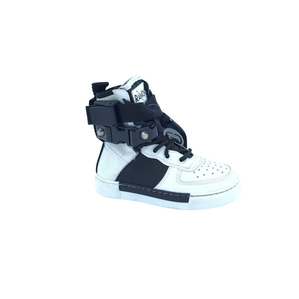 RAIMOND MIAMI MAT/2 OCEAN DRIVE BABY WHITE BLACK ANGEL