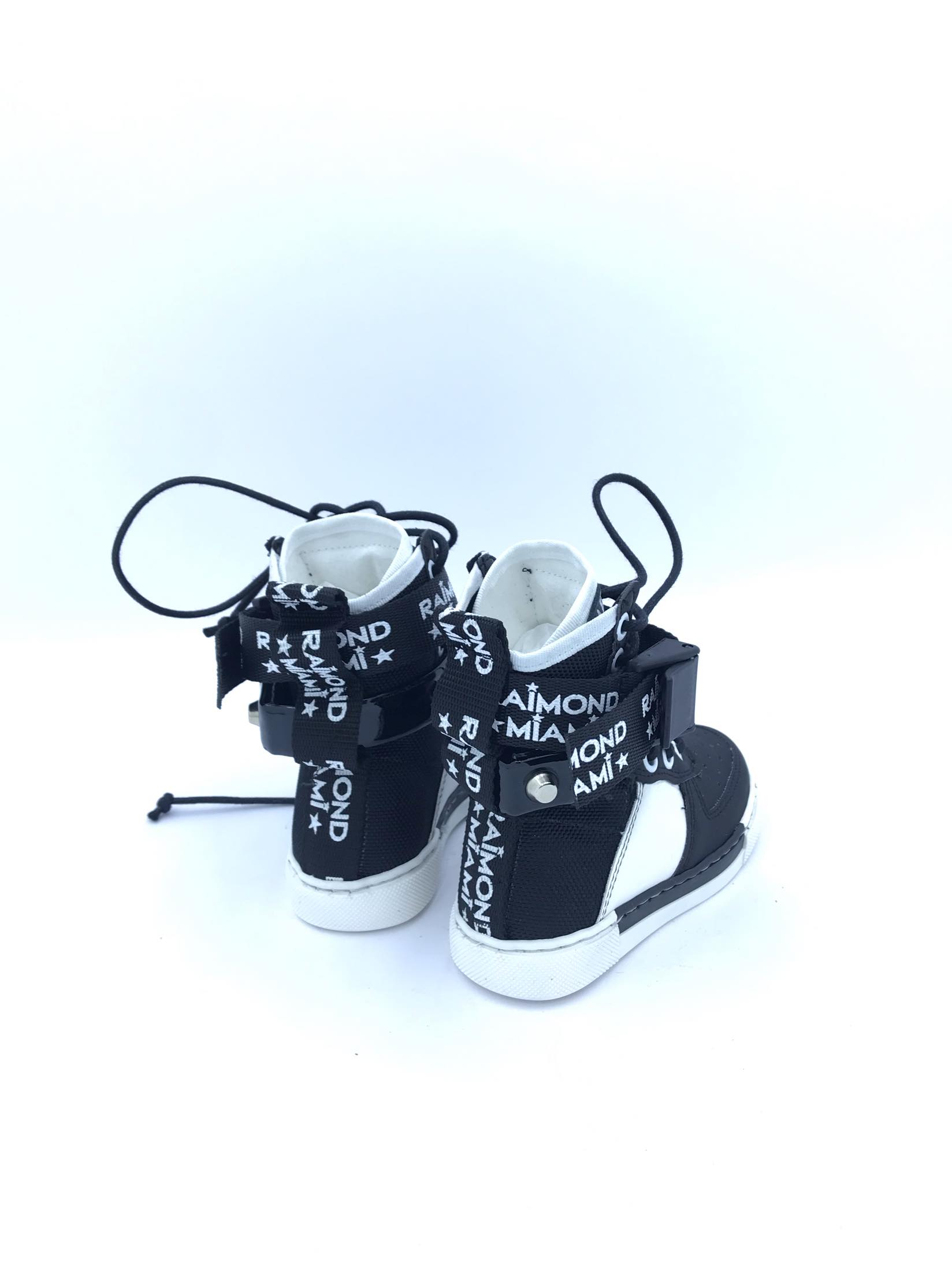 RAIMOND MIAMI OCEAN DRIVE BABY BLACK/WHITE ANGEL