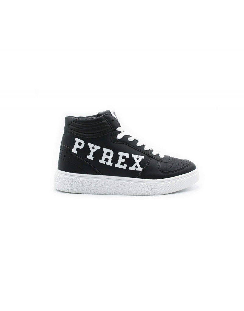 PYREX BASKET OFF WHITE - BLACK PY20195