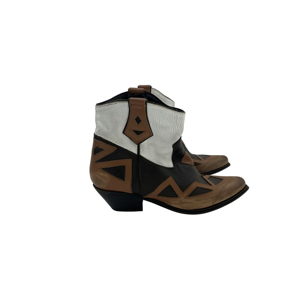 JAMMERS CAMPEROS OLD WEST SPARK CUOIO