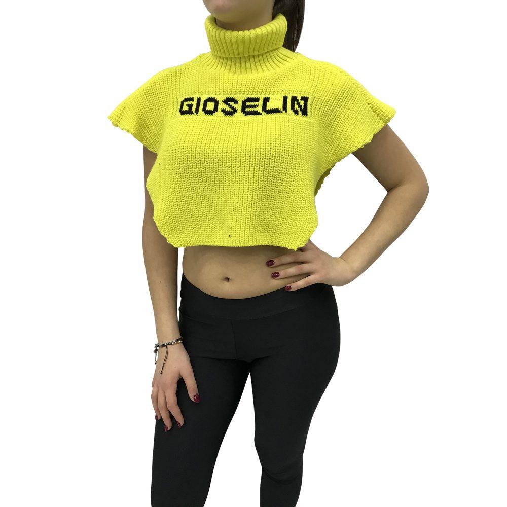 GIOSELIN PET WOOL GIALLO
