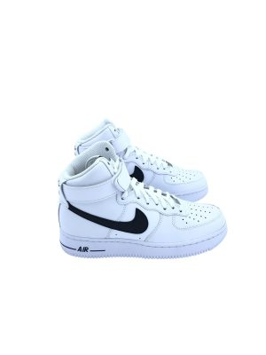 NIKE AIR FORCE 1 HIG 07 CK4369 100 WHITE AIR FORCE BIANCA ALTA