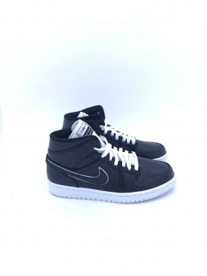 NIKE AIR JORDAN 1 MID 852542 016 NERO