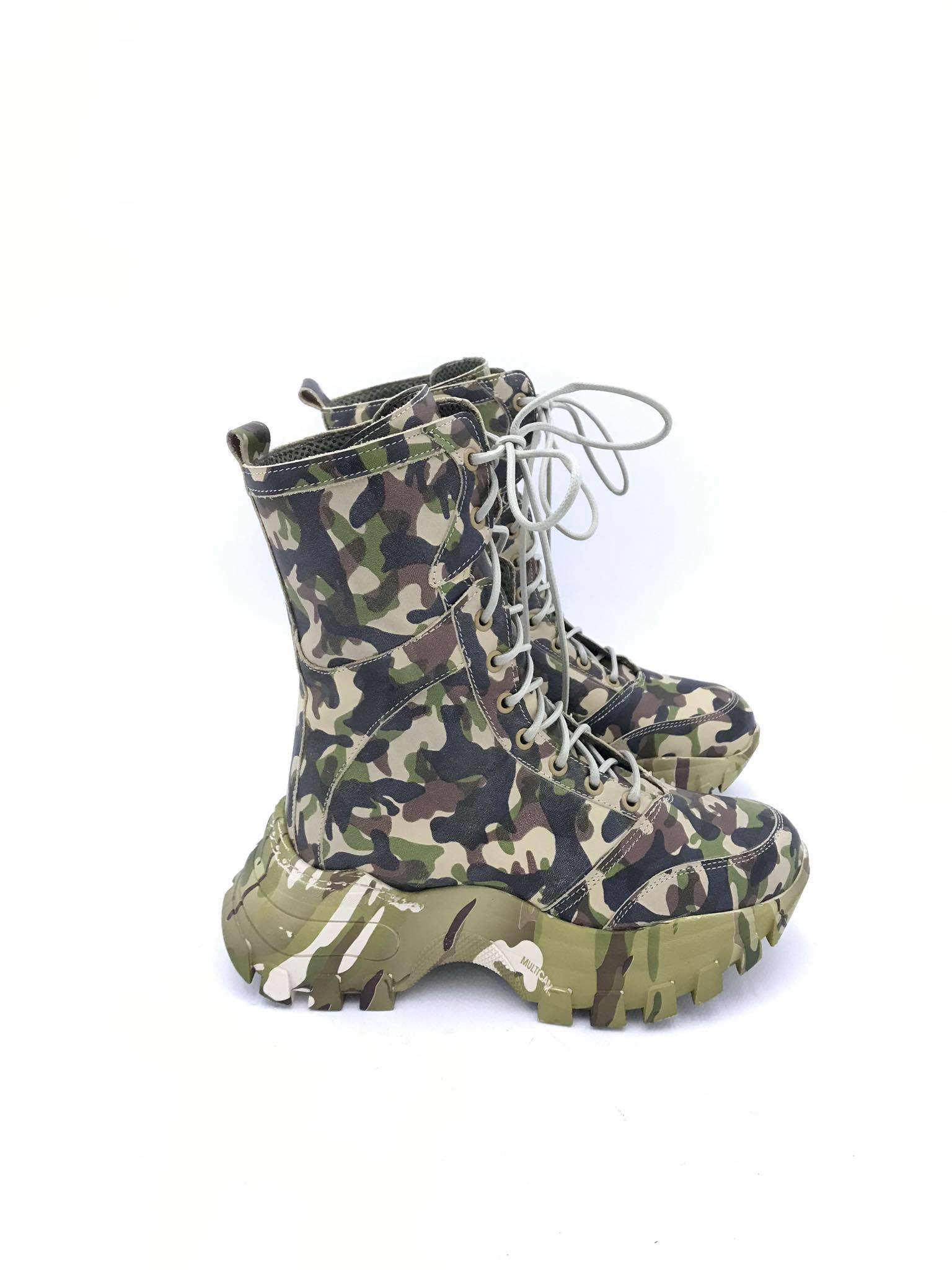 JAMMERS LONDON NUVOLA4 MILITARE