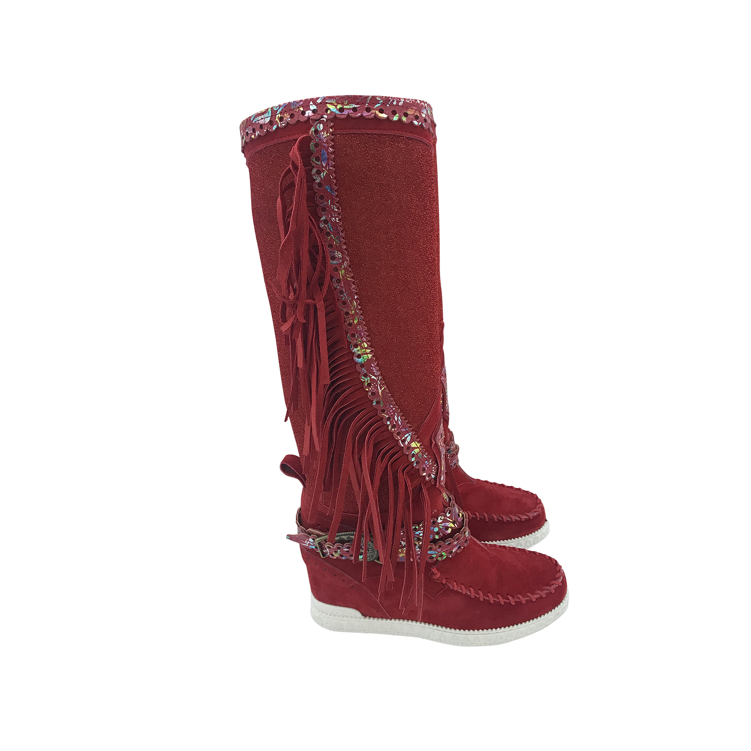JAMMERS LONDON D607 SATINATO ROSSO