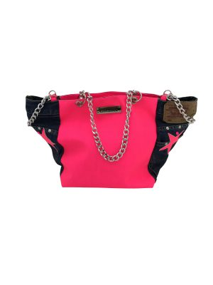 GAGLIOTTA BAG CATENA FUXIA