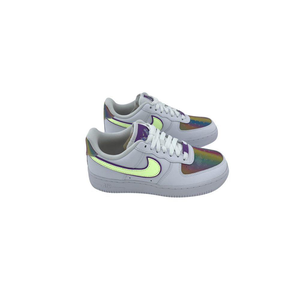 NIKE AIR FORCE 1 EAS CW0367 100 MULTI