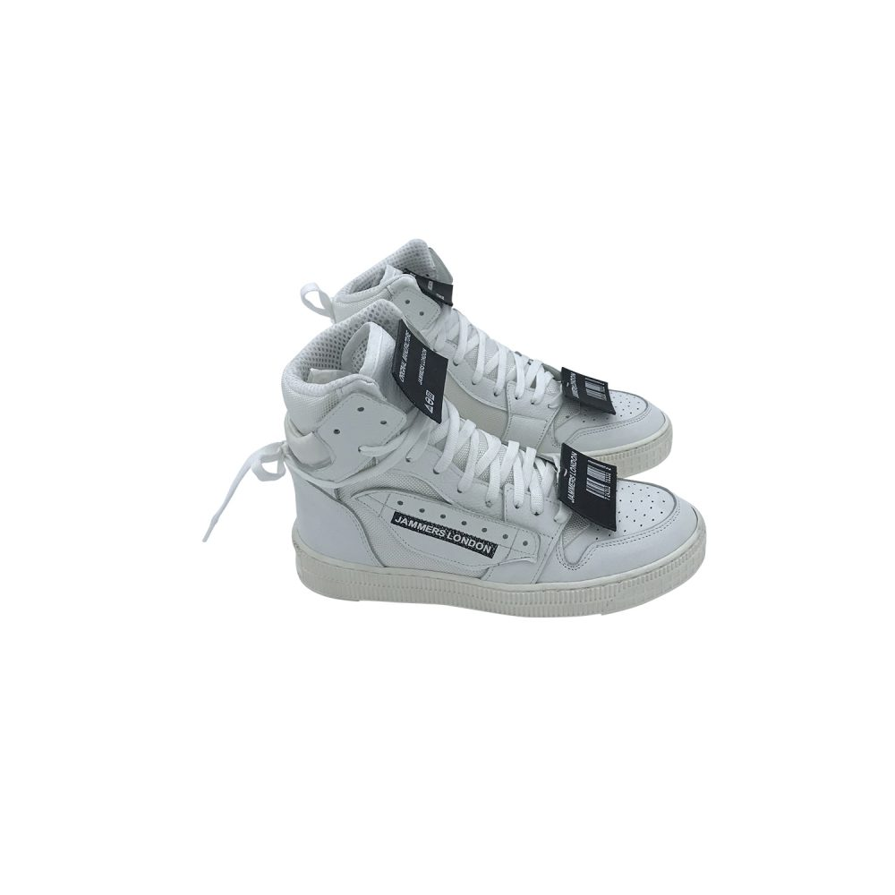 JAMMER LONDON OFF-CODE WHITE/BLACK