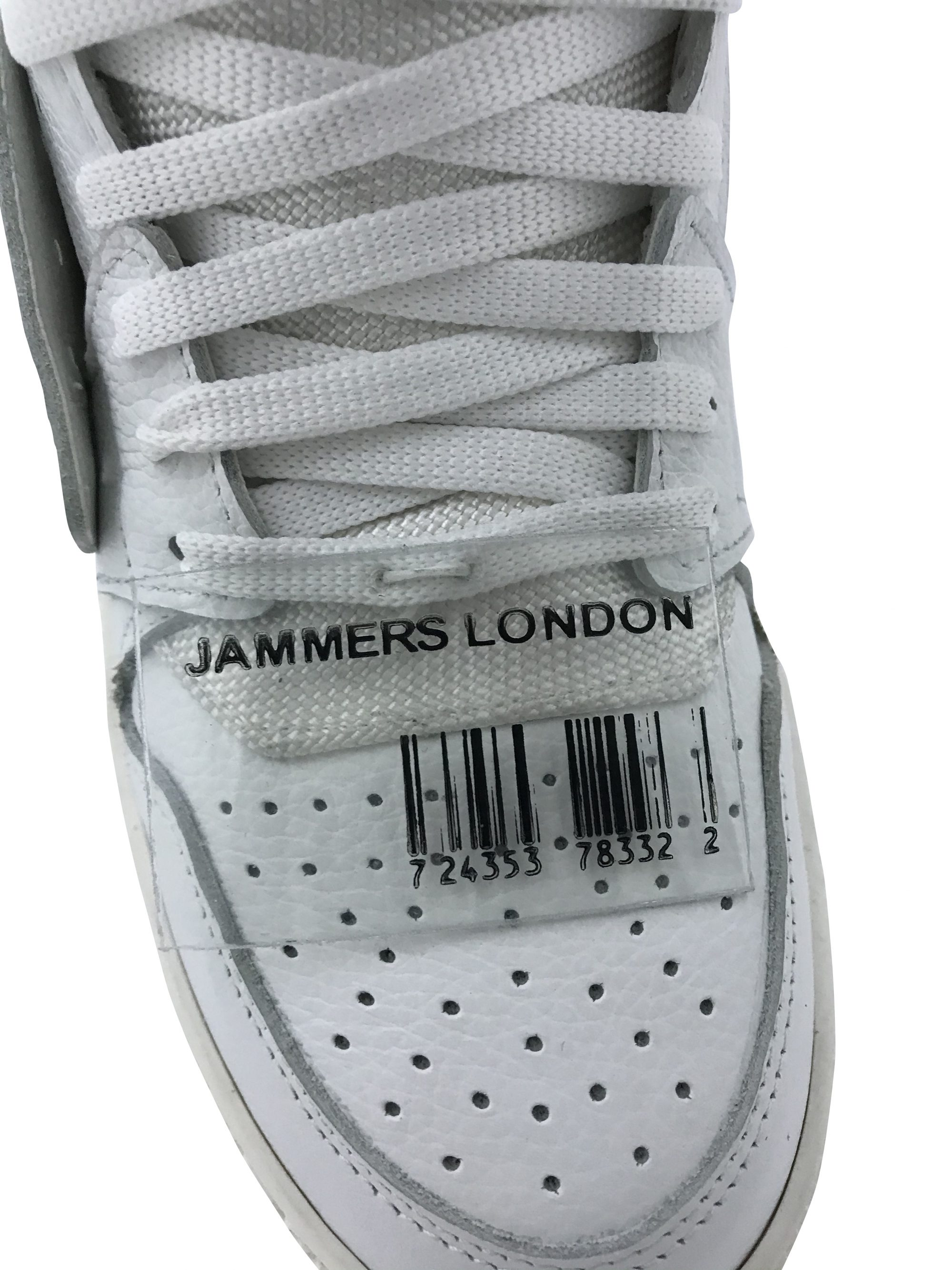 JAMMER LONDON OFF-CODE WHITE/GLASS