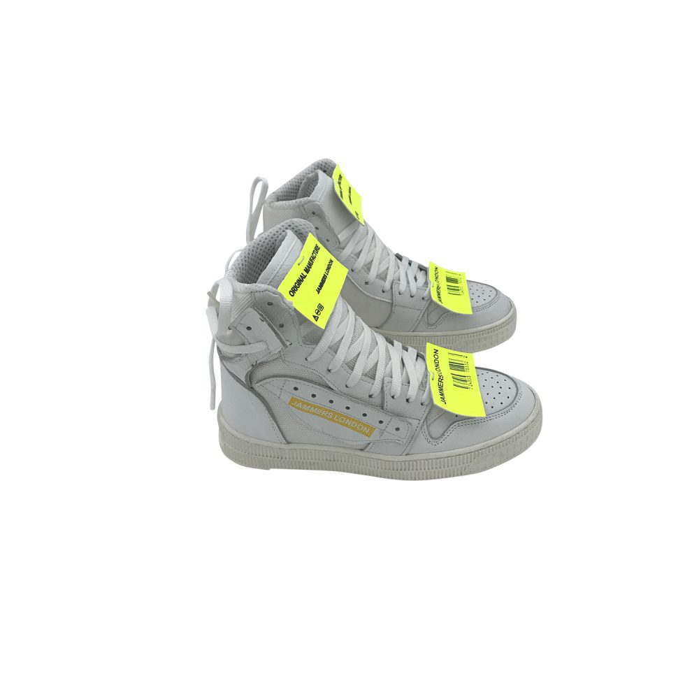 JAMMER LONDON OFF-CODE WHITE/YELLOW