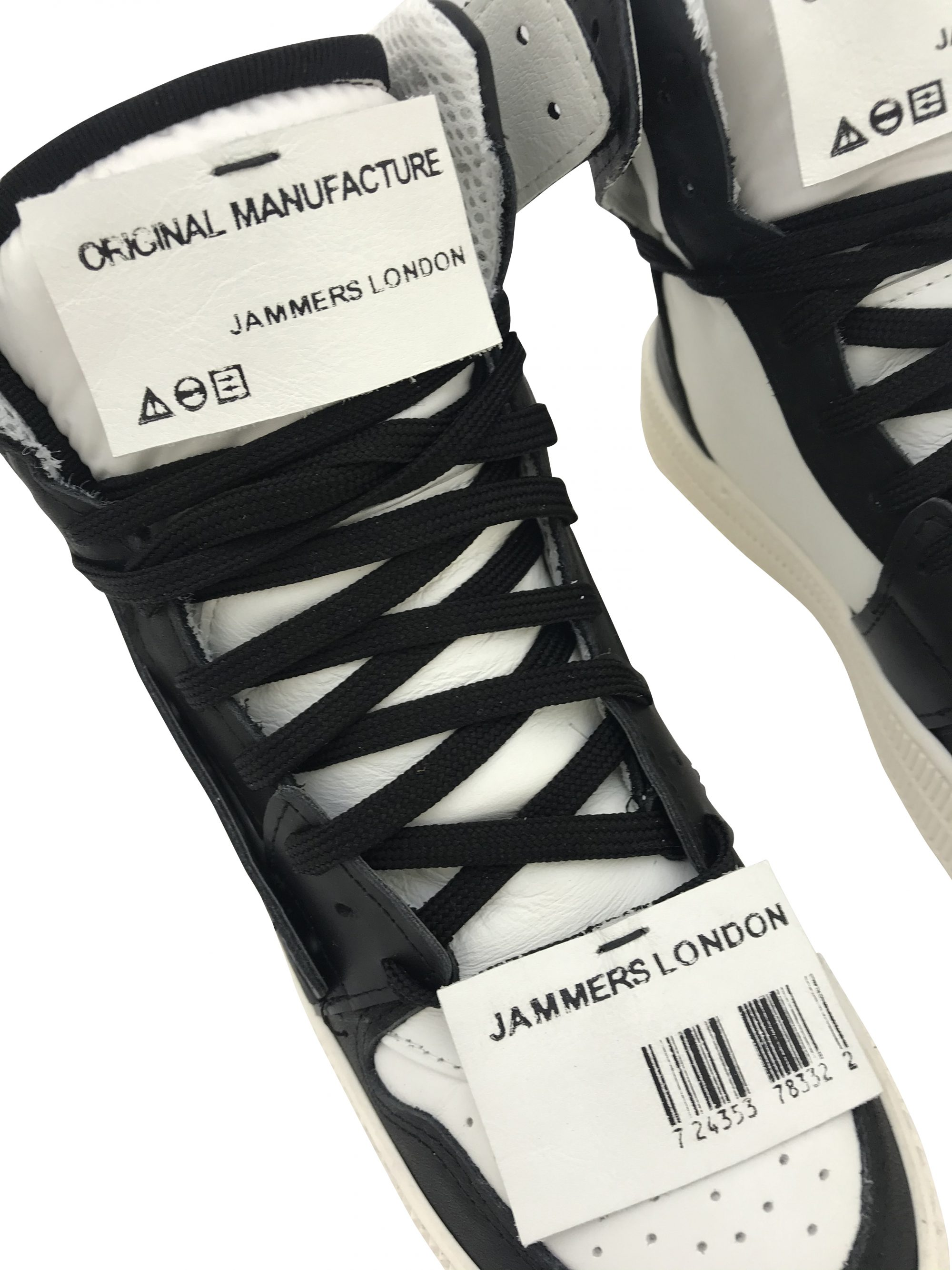 JAMMER LONDON OFF-CODE VERSIONE1