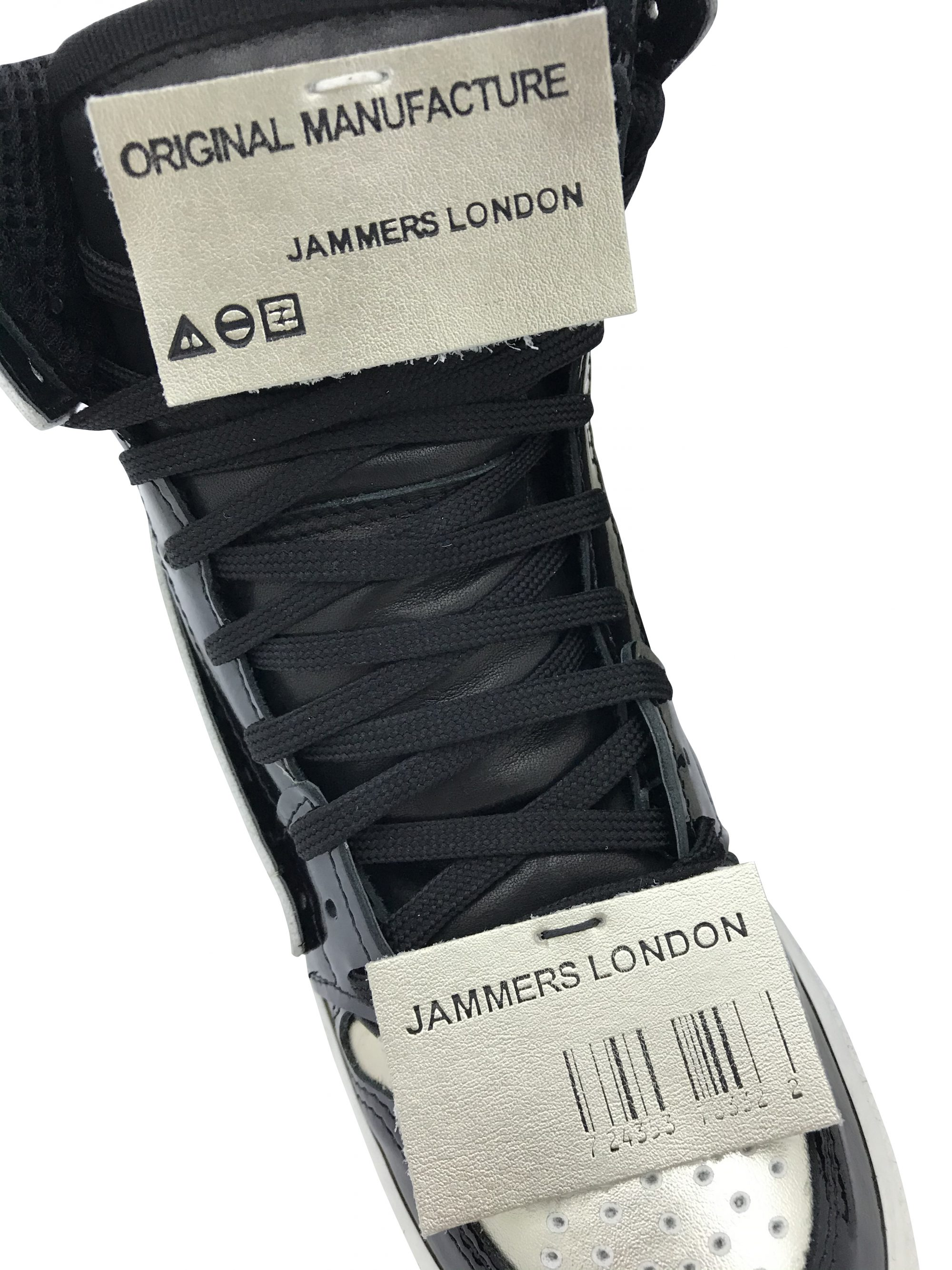JAMMER LONDON OFF-CODE VERSIONE7