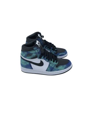 NIKE AIR JORDAN 1 HIGH OG CD0461 100 TIE DYE