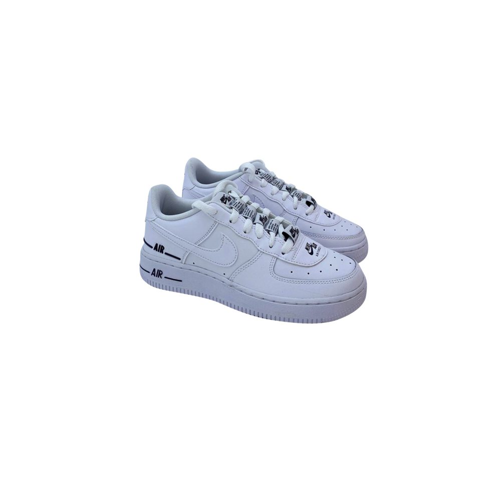 NIKE AIR FORCE 1 LV83 (GS) CJ4092 100 WHITE