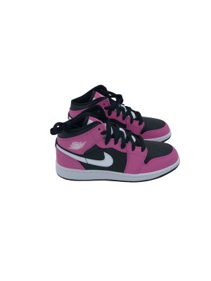 NIKE AIR JORDAN 1 MID PINKSICKLE 555112 022