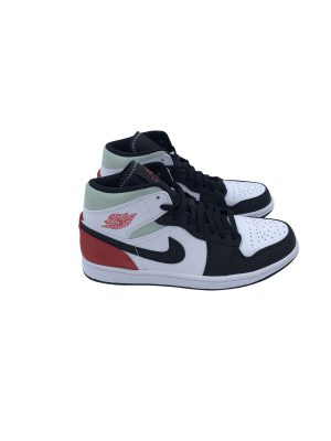 JORDAN 1 MID SE UNION BLACK TOE 852542 100