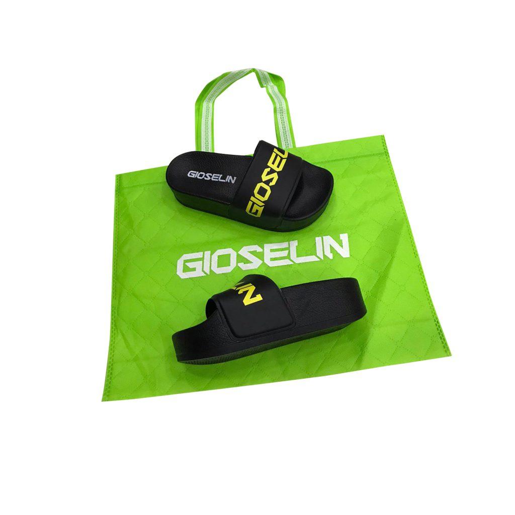 GIOSELIN BASIC GIALLO+BORSA MARE