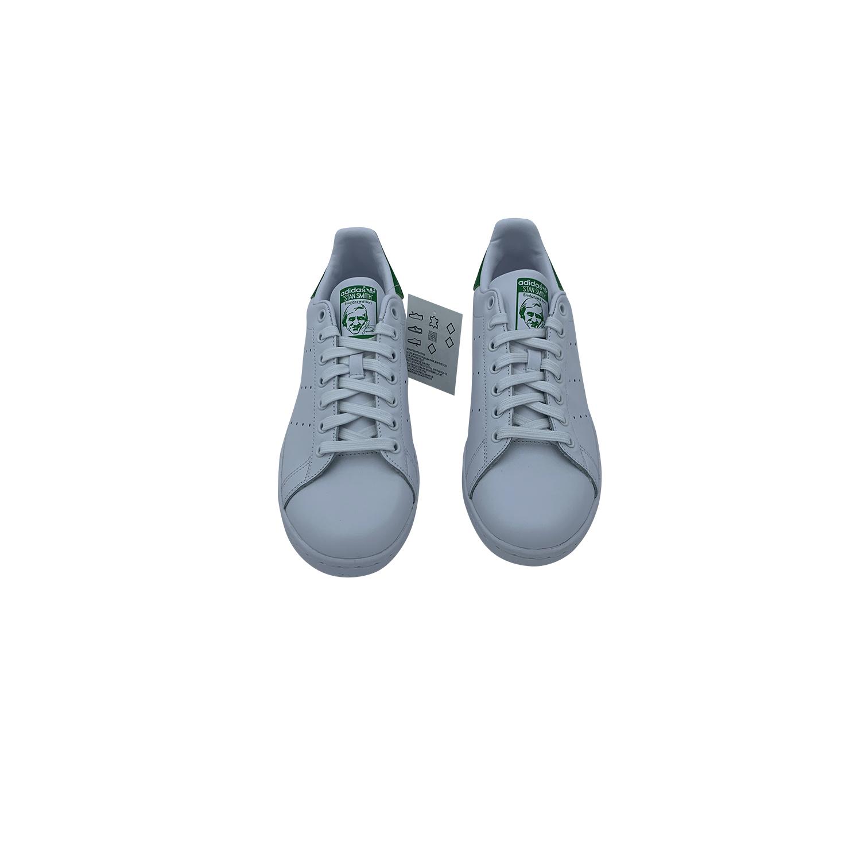 ADIDAS STAN SMITH M20324 WHITE/GREEN