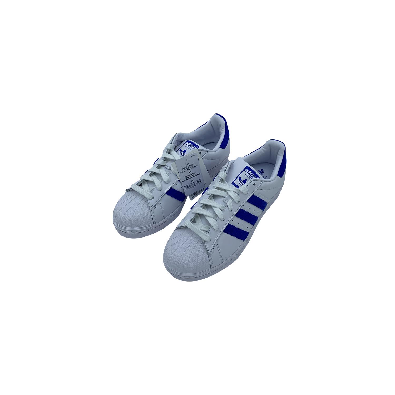 ADIDAS SUPERSTAR EE4474 WHITE/BLUE