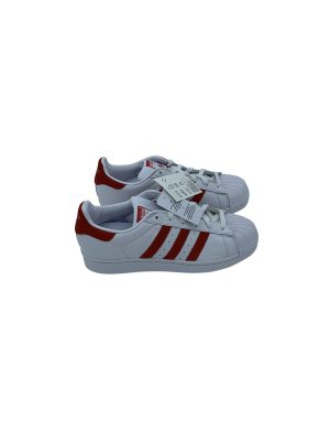ADIDAS SUPERSTAR EF9237 WHITE/RED