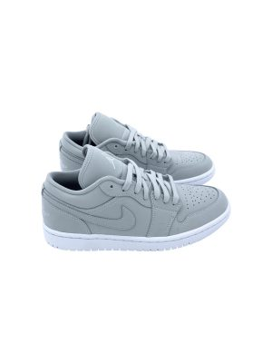 NIKE AIR JORDAN 1 LOW GREY FOG (W) DC0774 002