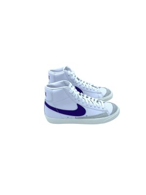 NIKE BLAZER MID '77 WHITE VOLTAGE PURPLE CZ1055 105