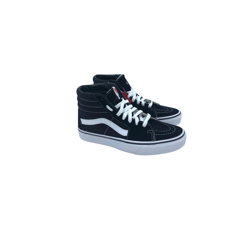 VANS SK8-H CLASSIC BLACK/WHITE