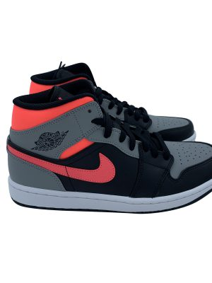 NIKE AIR JORDAN 1 MID PINK SHADOW 554724 059