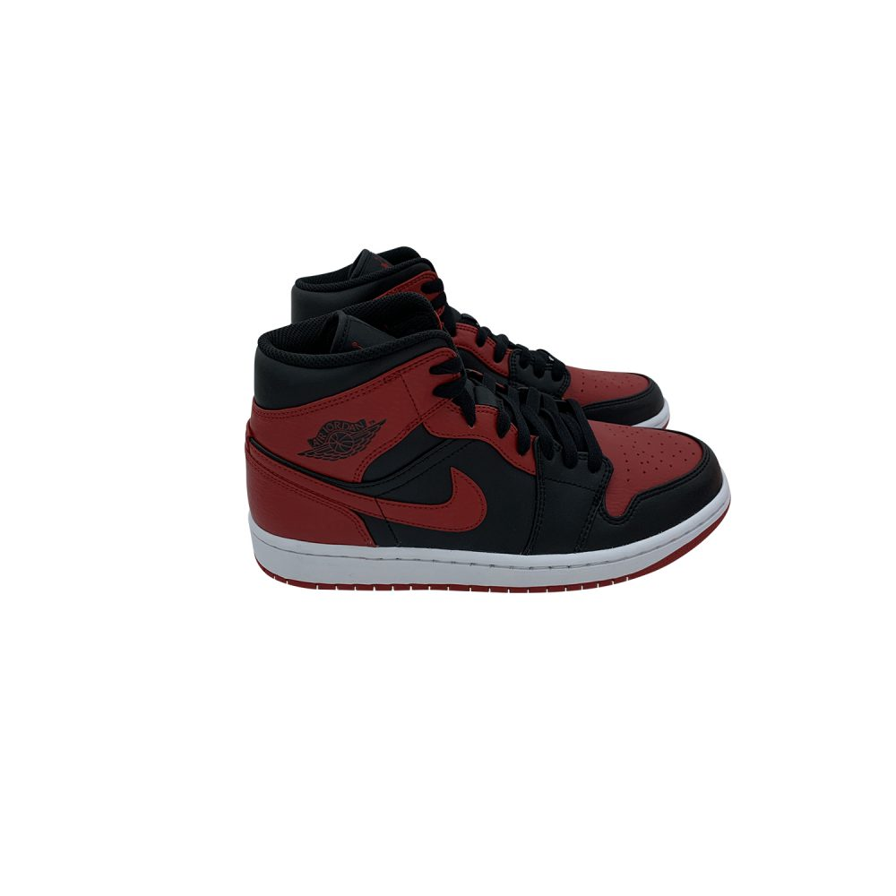 JORDAN 1 MID BANNED RED 554724 074