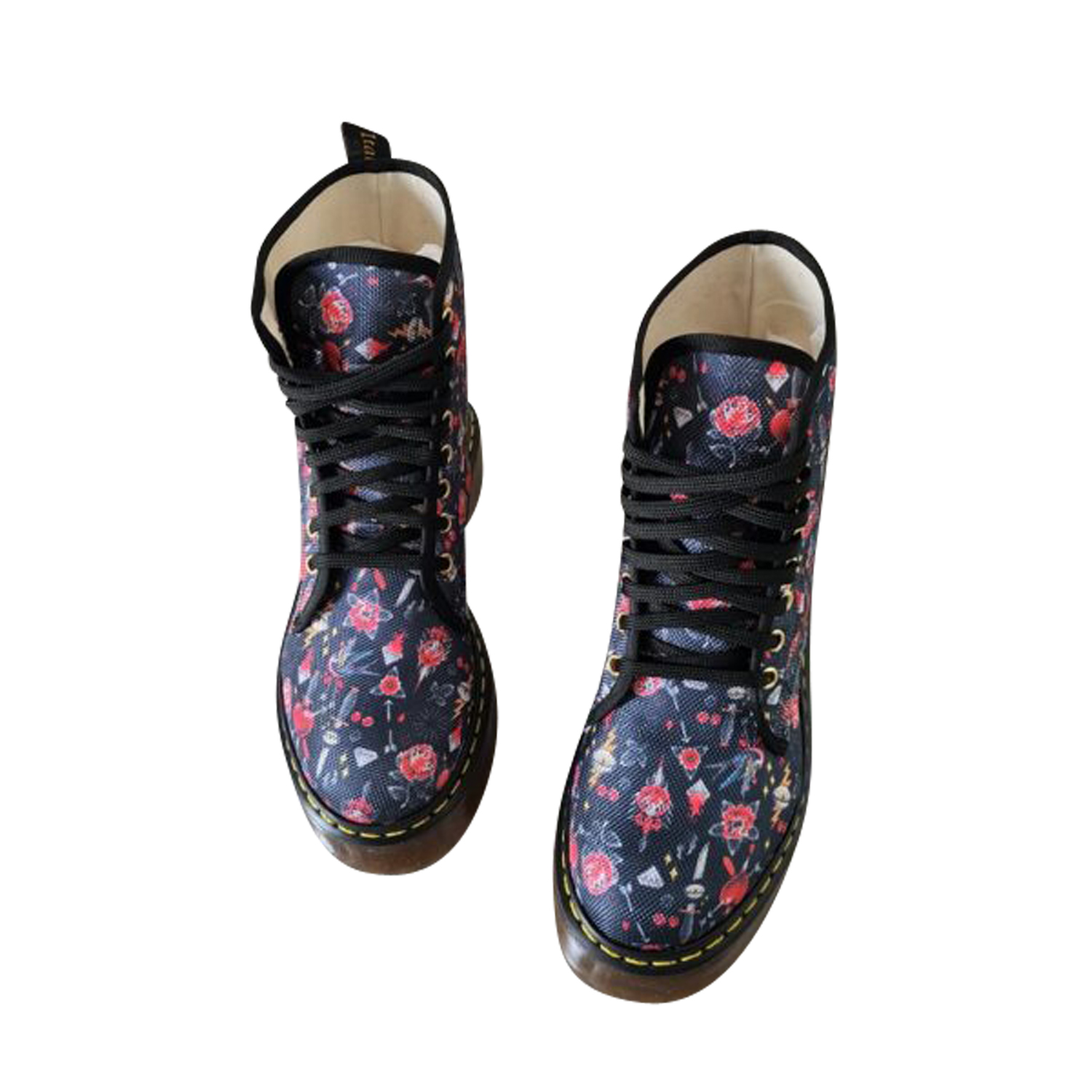 JAMMERS LONDON OXFORD FIORE NERO