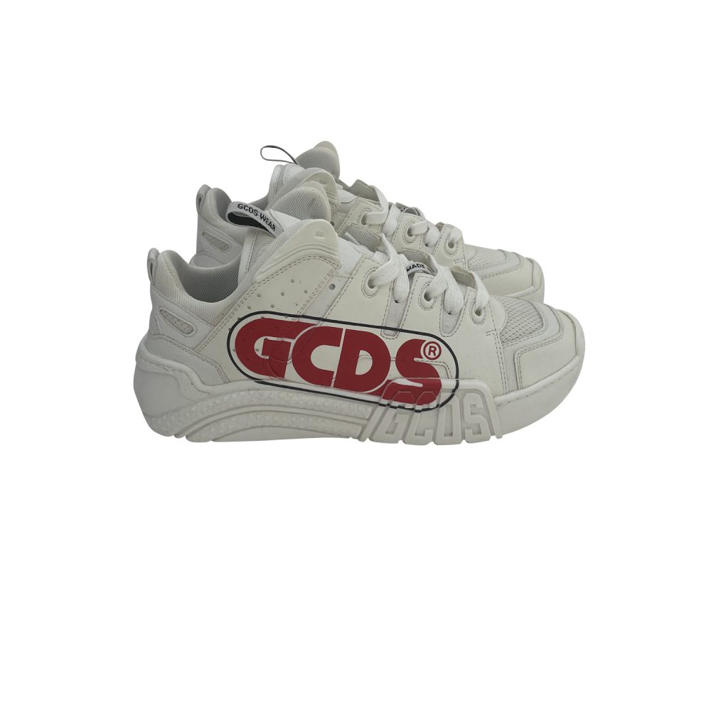 GCDS M010 - 01 WHITE