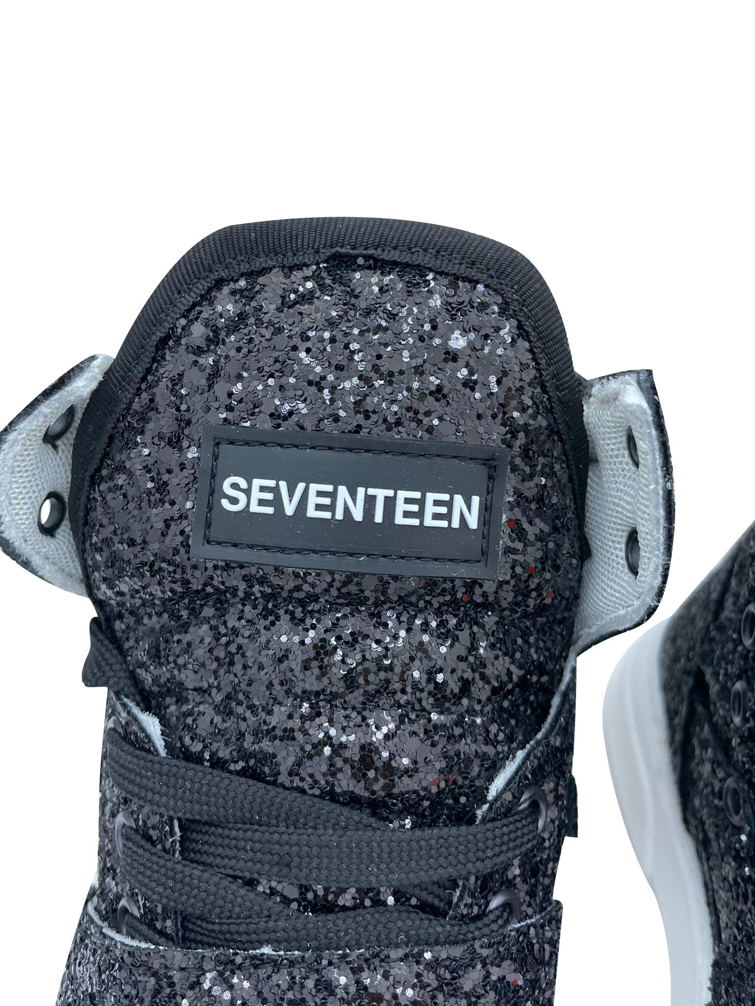 17 SEVENTEEN 017 GLITTER NERO 011