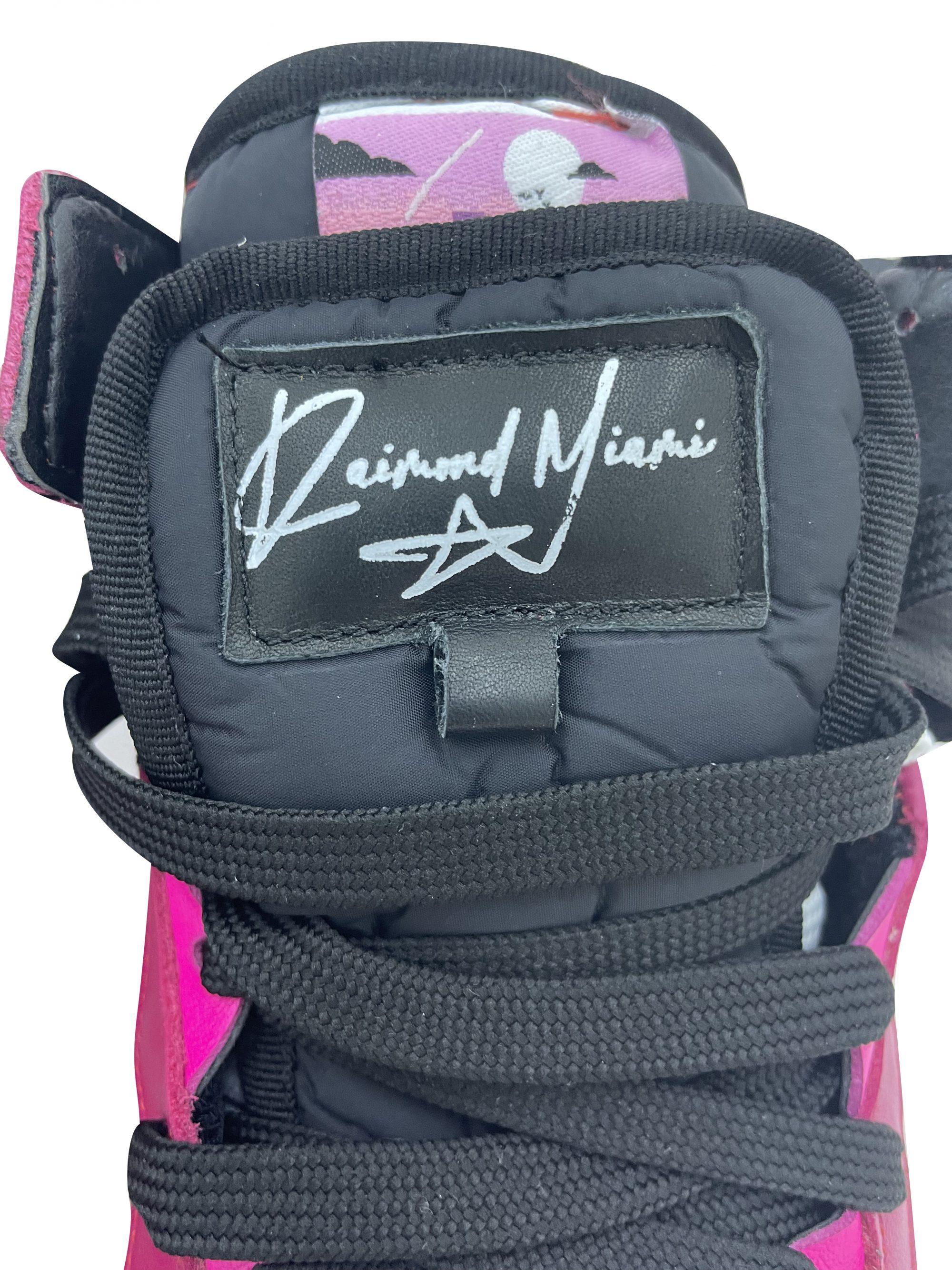 RAIMOND MIAMI FULL METAL LETAL BLACK PINK