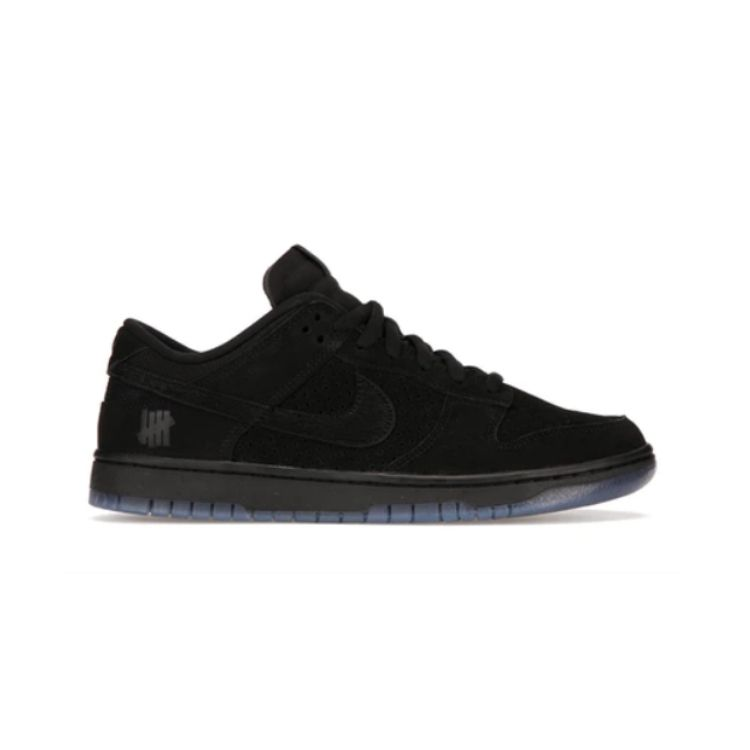 NIKE DUNK LOW SP UNDEFEATED 5 ON IT BLACK DD9329 001